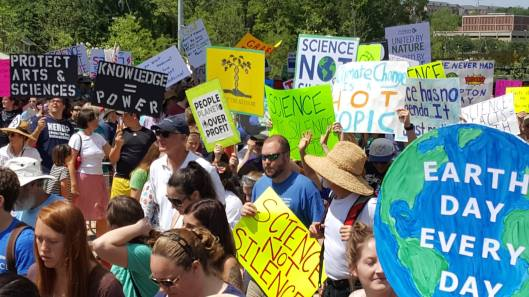 SCIENCE MARCH TALLAHASSEE